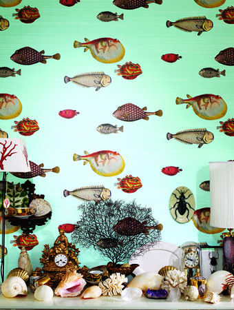 Cole and Son Fornasetti Aquario